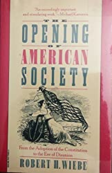 OPENING OF AM SOCIETY