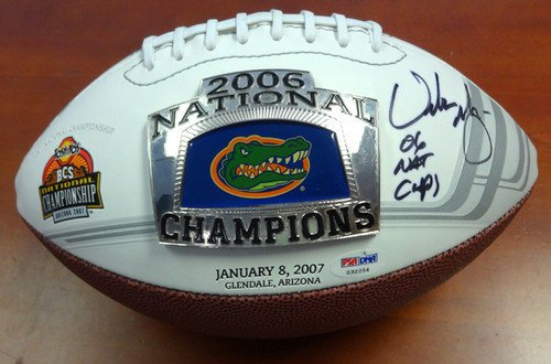 Signed Gators - 9