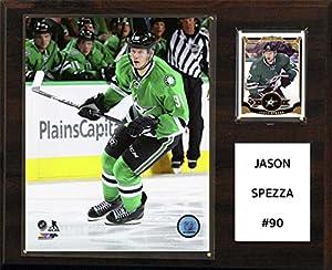 """NHL Dallas Stars Jason Spezza Player Plaque, 12""""x15"""""""
