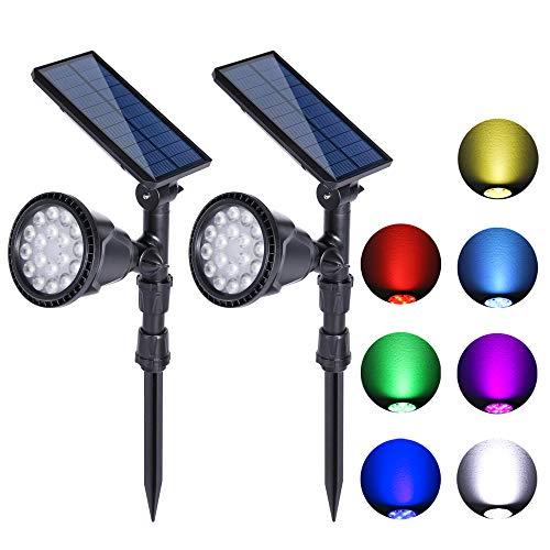 Outdoor Solar Lamp Lights in US - 7