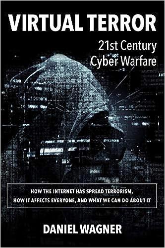Virtual Terror: 21st Century Cyber Warfare: Mr  Daniel
