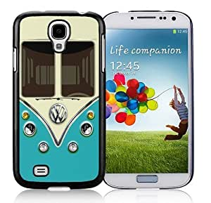 classic diy case Cover pc hard for Samsung Galaxy S4 black