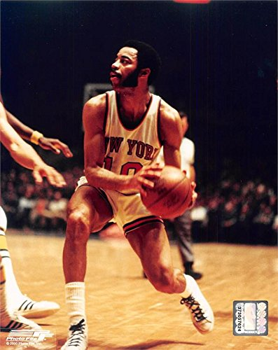 - Walt Frazier unsigned 8x10 photo (New York Knicks) Image #1