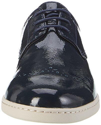 Dark Top Low Sneakers Blue Women's 004 Blue UNO Camper wfSxq7anp