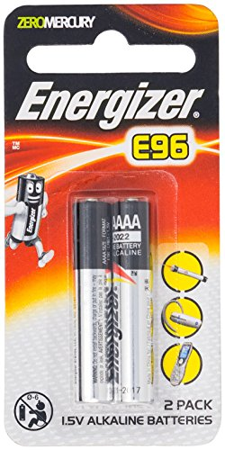 Energizer AAAA Alkaline Battery Expire
