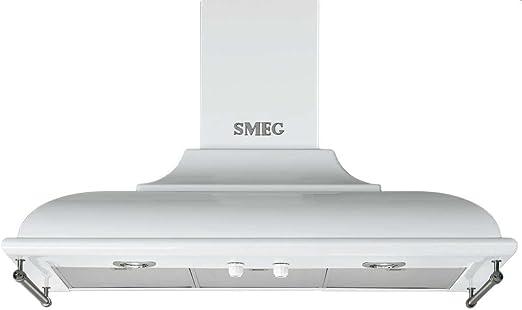 Smeg KC19BSE - Campana (788 m³/h, Canalizado, A, A, C, 50 dB): Amazon.es: Hogar