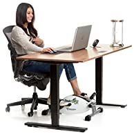 DeskCycle Under Desk Exercise Bike and Pedal Exerciser by 3D Innovations