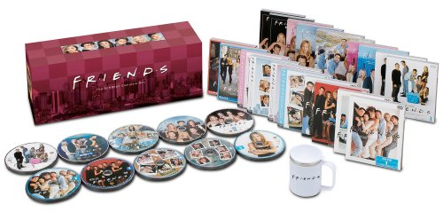 フレンズ <シーズン1-10>コンプリートDVD-BOX の商品画像