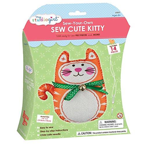 - My Studio Girl Sew Cutes - Kitty