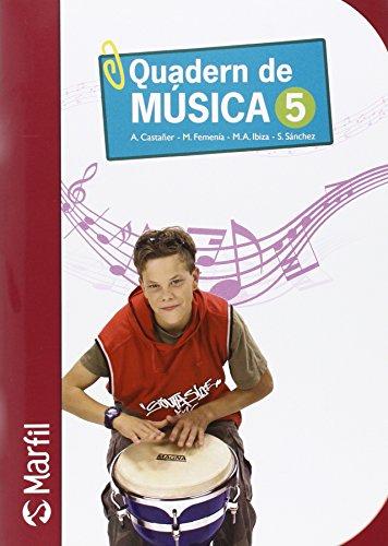 Descargar Libro Ep 5 - Quadern De Musica Aa.vv.