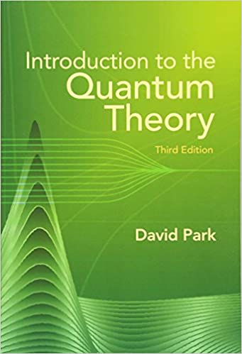 Introduction to the quantum theory third edition dover books on introduction to the quantum theory third edition dover books on physics david park physics 9780486441375 amazon books fandeluxe Images