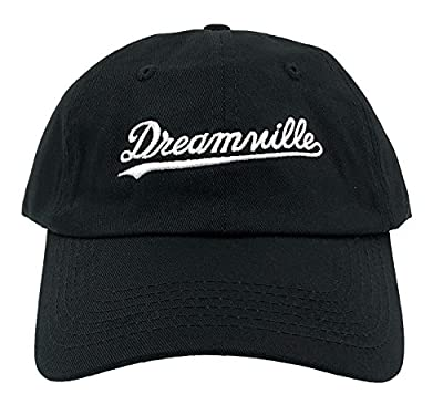 Dream Hat Born Sinner Crown Dad Hat Baseball Cap Embroidered Adjustable
