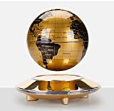 NEW Educational Magnetic Rotating Levitation Floating 6 inch Globe Display in Air