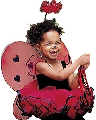 Antena disfraz de Lady Bug diseño de mariquita del carnaval para ...