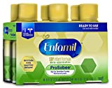 Enfamil ProSobee Soy Infant Formula, Ready to Use, 8 Fluid Ounce Bottle, 6 Count