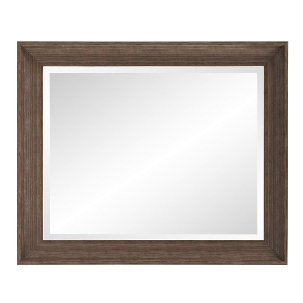 Howard Elliott 69062 Nolan Rectangle Mirror Clear