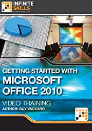 Getting Started with Microsoft Office 2010 - Training Course [Download]