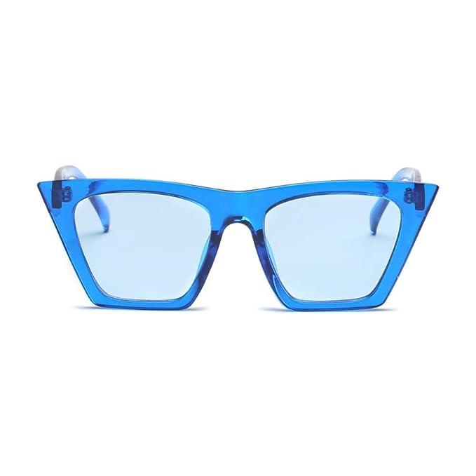 Amazon.com: Fullfun - Gafas de sol para mujer, diseño de ojo ...