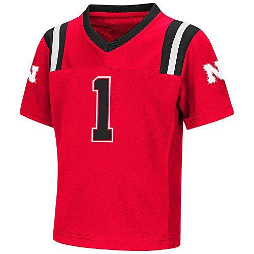 Nebraska Cornhuskers Jersey - Toddler Nebraska Cornhuskers Football Jersey - 4T