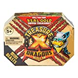 TREASURE X 41512 Dragons Gold Mini Beast Pack-Styles Vary, Multi