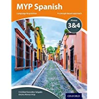 MYP Spanish Language Acquisition Phases 3 & 4