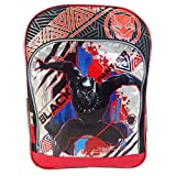 "Marvel Black Panther Cordura Backpack - Black Panther 16"" Cordura School Backpack (Red)"