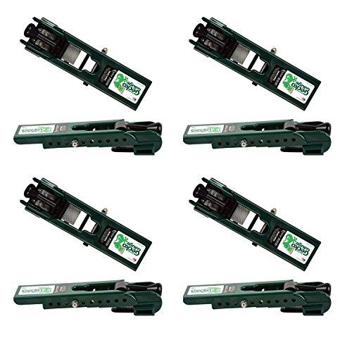 1/4 Fiber Cement - PacTool SA903 Gecko Gauge Fiber Cement James Hardi Board Siding Gauges, 4-Pack