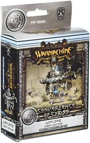 Price comparison product image Privateer Press - Warmachine - Convergence: Diffuser Model Kit