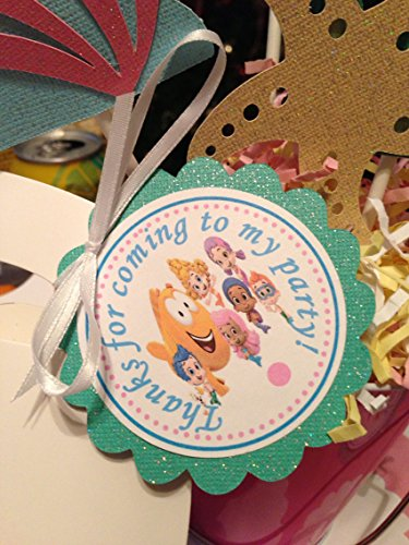 NEW BUBBLE GUPPIES Party Favors -