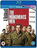 MONUMENTS MEN [Reino Unido] [Blu-ray]