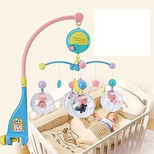 Juguetes para Bebés FEI Bebé Recién Nacido Juguetes 0-1 Años Cama ...
