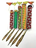 Set of 5 Jaw Jew's Mouth Harp lips twanger DAN MOI Hmong VietNam ## 5DM