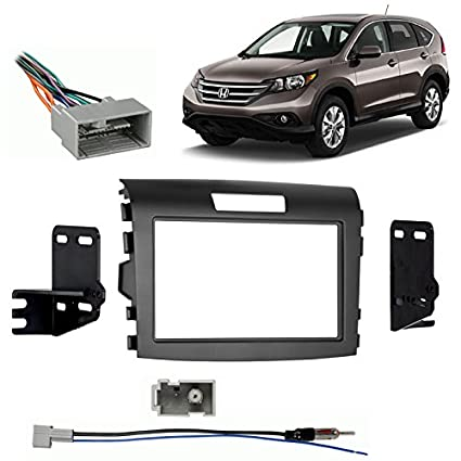 amazon com compatible with honda crv 2012 2014 double din Ford Mustang Wiring