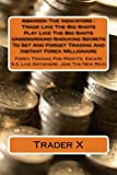 Abandon The Indicators : Trade Like The Big Shots Play Like The Big Shots Underground Shocking Secrets To Set And Forget Trading And Instant Forex ... Escape 9-5, Live Anywhere, Join The New Rich