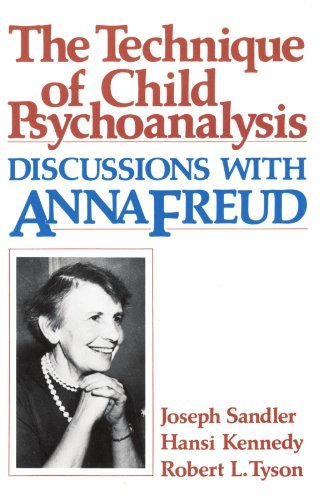 Technique of Child Psychoanalysis: Discussions with Anna Freud by Joseph Sandler - Shopping Tyson Mall
