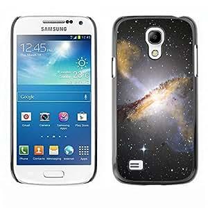 Be Good Phone Accessory // Dura Cáscara cubierta Protectora Caso Carcasa Funda de Protección para Samsung Galaxy S4 Mini i9190 MINI VERSION! // Space Planet Galaxy Stars 1
