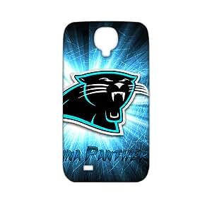 CYOE lightning Carolina Panthers 3D Phone Case for Samsung?Galaxy?s 4?Case