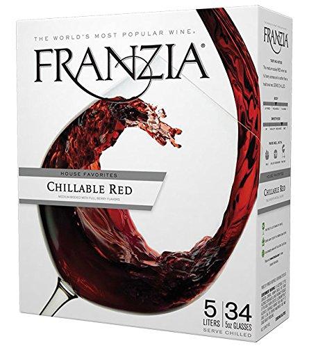 Franzia Chillable Red, 5 L