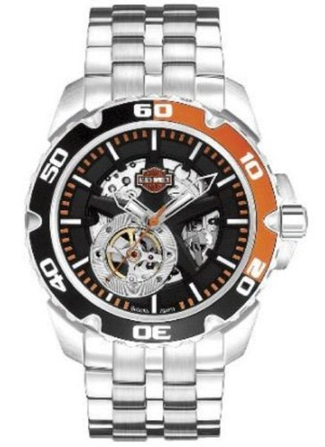 Harley-Davidson Men's Bulova Wrist Watch. 78A112