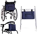 Walker Bag - Walker Tote Bag - Water-Resistant Walker Pouch - Universal Fit for Walkers, Scooters Or Rollator Walkers