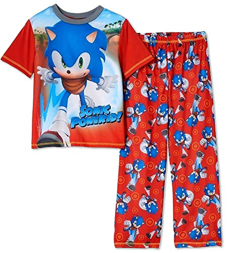 sonic-big-boys-2pc-sleepwear-set-red-small-6-7