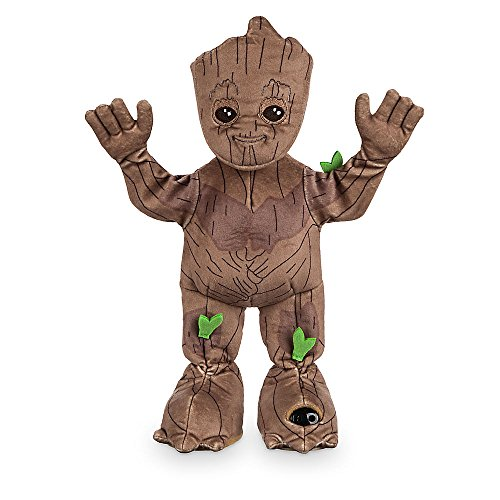Marvel Groot Dancing Plush - Guardians of the Galaxy Vol. 2 - Small - 13 Inch