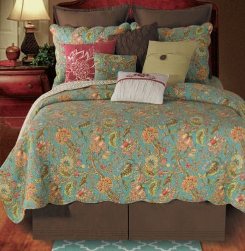 C&F Enterprises Jasleen Queen Quilt by C&F Home