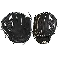 The Rookie Series was created for younger players who are serious about Baseball and want to play like their favorite stars. Akadema uses full grain soft leather in the construction for easy break-in and comfort. Recommended for ages 6-9.