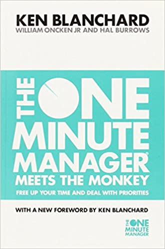 Book The One Minute Manager Meets the Monkey (The One Minute Manager)
