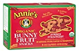 Annie'S Homegrown Organic Summer Strawberry Fruit Snack ( 12x4 OZ) ( Value Bulk Multi-pack)
