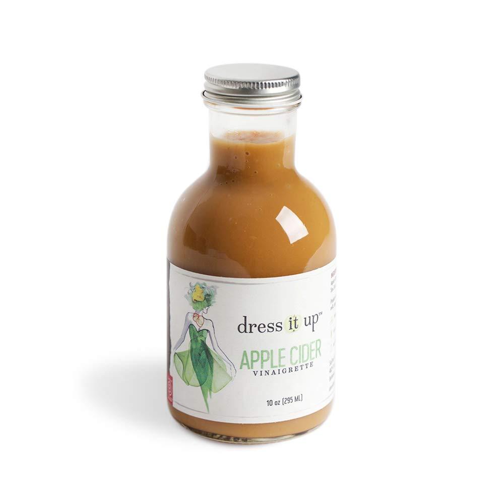 So Fine Foods, Vinaigrette Apple Cider, 10 Ounce