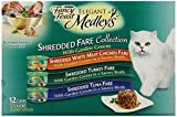 Fancy Feast Elegant Medleys, Shredded Fare Collection Variety Pack, 12 ct, 3 oz Review