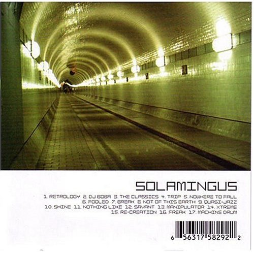 Solamingus (2005 Self-Titled Released)