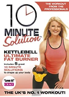 Ultimate Kettlebell Workouts For Beginners DVD Amazoncouk